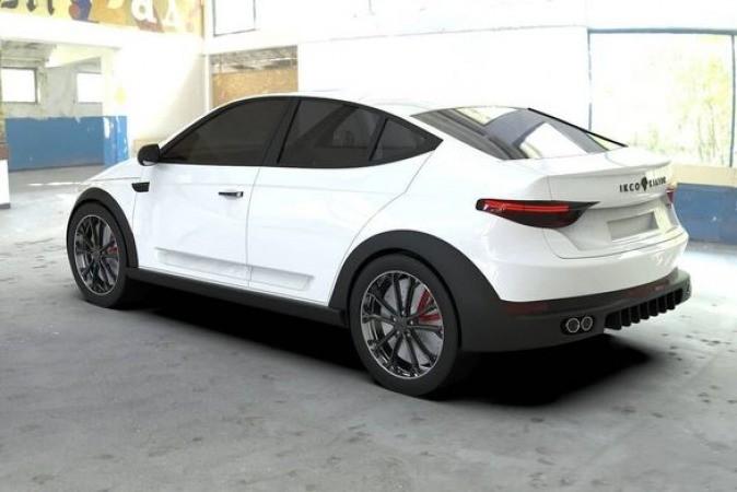 محصول جدید کراس اوور K125 ایران خودرو، خودرویی با طراحی کاملا ایرانی