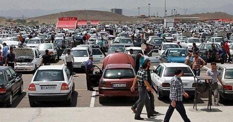 همچنان قیمت خودروها در بازار صعودی است