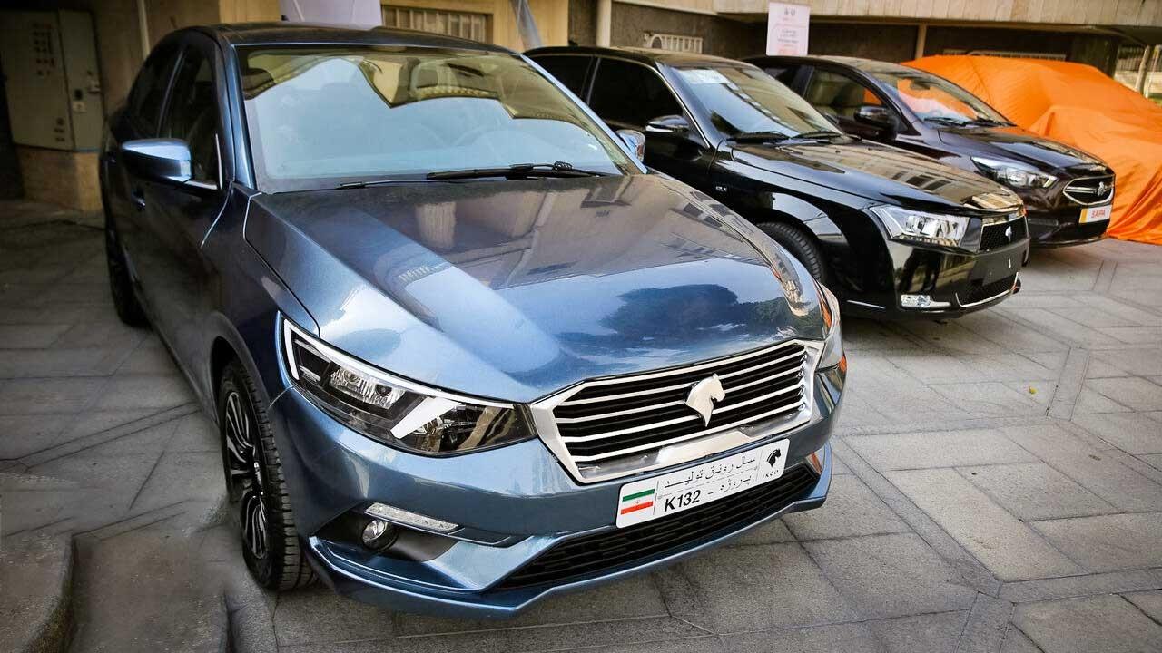 اعلام طرح فروش خودرو جدید K132 شرکت ایران خودرو - تیر 99 + جدول - 18 تیر 99