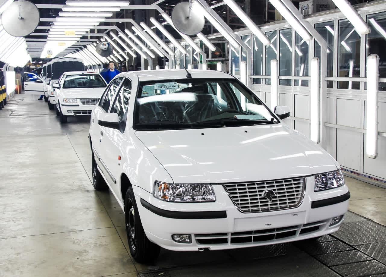 کیفیت تولید سمند در ایران خودرو ارتقا یافت