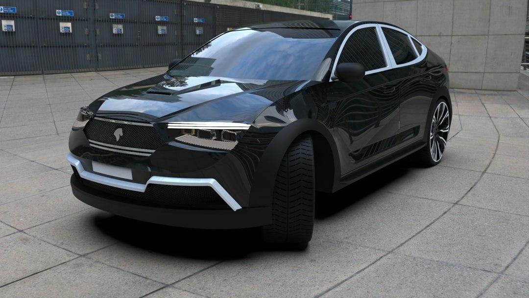 به زودی نام محصول جدید ایران خودرو اعلام می شود - تولید هزار دستگاه k۱۳۲ امسال در دستورکار است