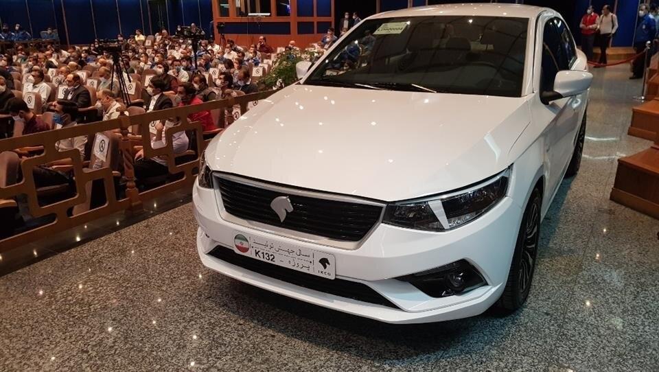 دیروز بیش از 60 هزار نفر برای خودرو K132 پیش ثبتنام انجام دادند