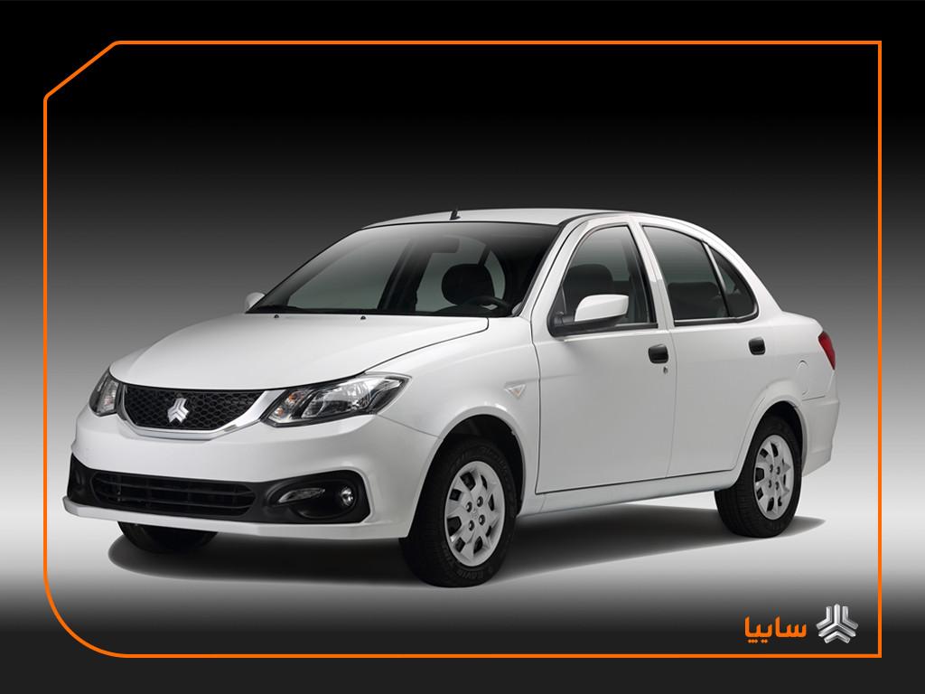 نگاهی به مشخصات و امکانات دو تیپ جدید خودرو ساینا + جدول