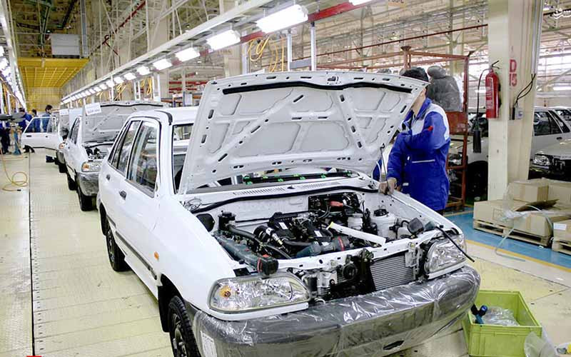 سنجری: قادر به تولید خودرویی ارزانتر از پراید نیستیم