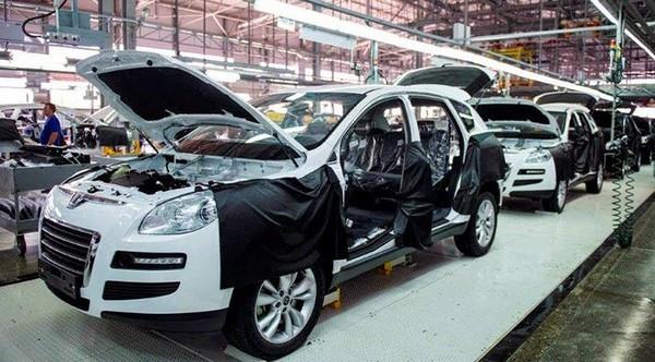 آغاز تولید خودروی لوکسژن تایوان در ایران توسط آذویکو