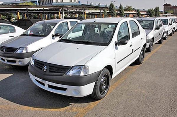 خودروهای تولیدی معوق رنو در کشور پلاک نمیشوند