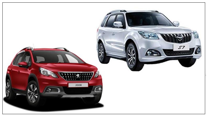نگاهی به پرطرفدارترین خودروهای مونتاژی در بازار ایران