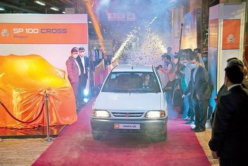 توقف تولید پرفروشترین، ارزانترین و کمکیفیتترین خودروی کشور پس از ۲۷ سال