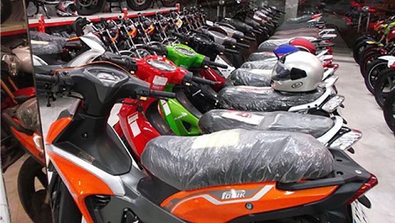نگاهی به قیمت انواع موتورسیکلت در بازار در آخرین روز هفته گذشته + جدول