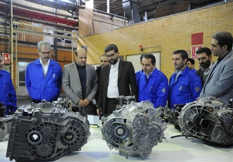 طراحی و تولید آزمایشی ۳ نوع گیربکس جدید در کشور