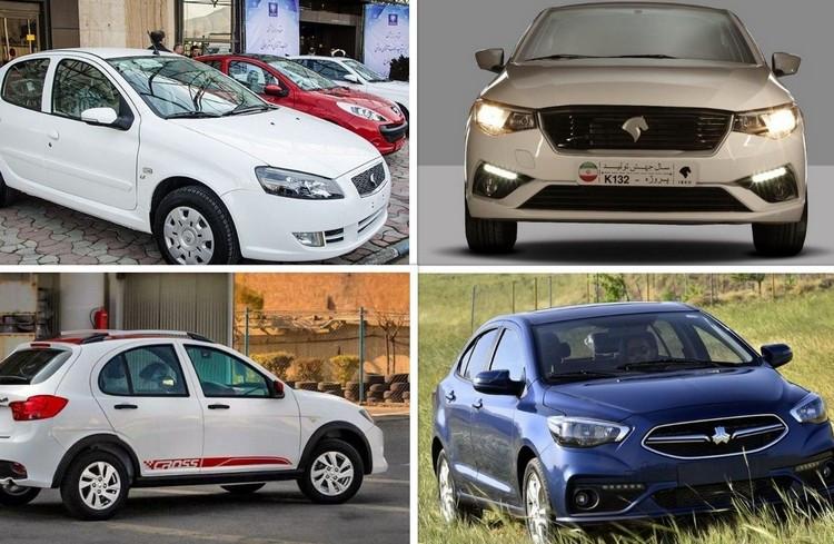 آشنایی بیشتر با جدیدترین خودروهای تولید داخل + جزئیات