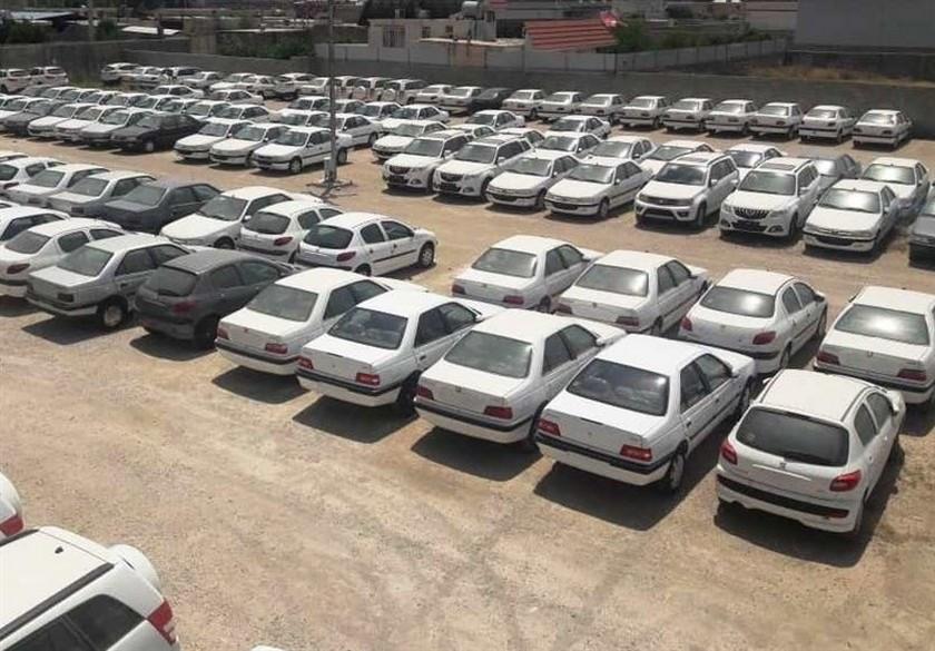 هشدار؛ به هیچ عنوان خودروی پلاک نشده نخرید