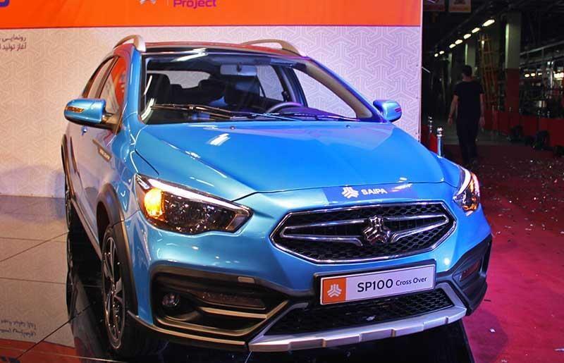 کراساوور سایپا شاهین، جذاب ترین خودروی جدید بازار