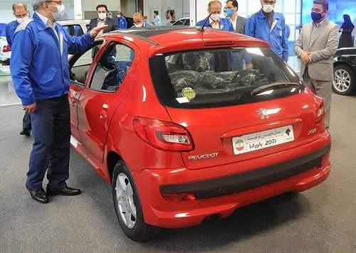 ورود پژو 207 پانوراما به بازار با یک موتور جدید