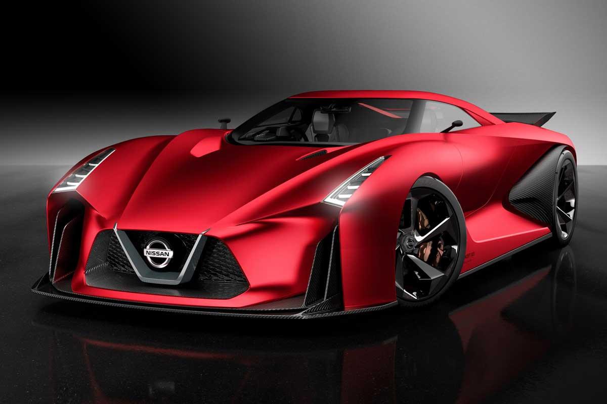 استفاده پیشرانهٔ هیبریدی در نسل جدید نیسان GT-R سال ۲۰۲۳ + عکس