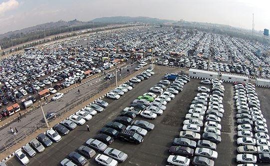 رونمایی از دپوی جدید خودروسازها ؛ احتکار یا نقص فنی؟