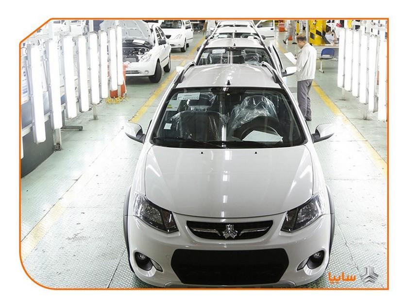 سایپا:برای تمام تعهدات سررسیده شده سایپا خودرو تولید کرده ایم
