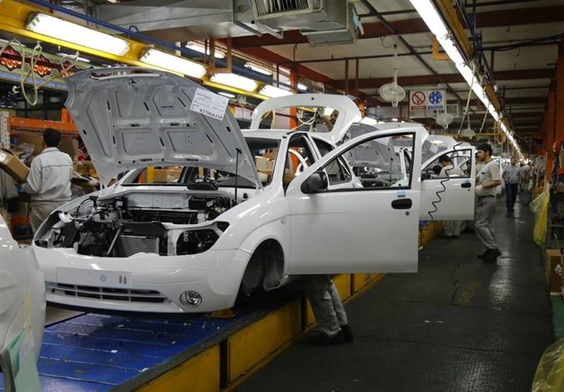 نصب پلاک خودروهای صفر در کارخانههای خودروسازی