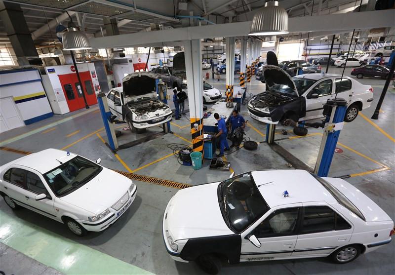 مشخص شدن صدرنشین خدمات پس از فروش خودرویی در کشور