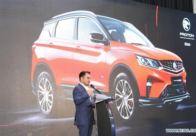 از خودرو پروتون جدید، تولید مشترک مالزی و چین رونمایی شد