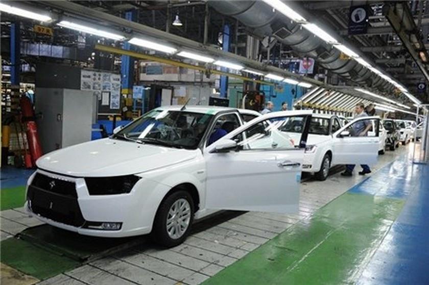 رشد تولید در ایران خودرو به 50 درصد رسید - 7 مهر 99