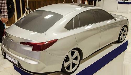 نگاهی به طراحی سمند جدید ایران خودرو