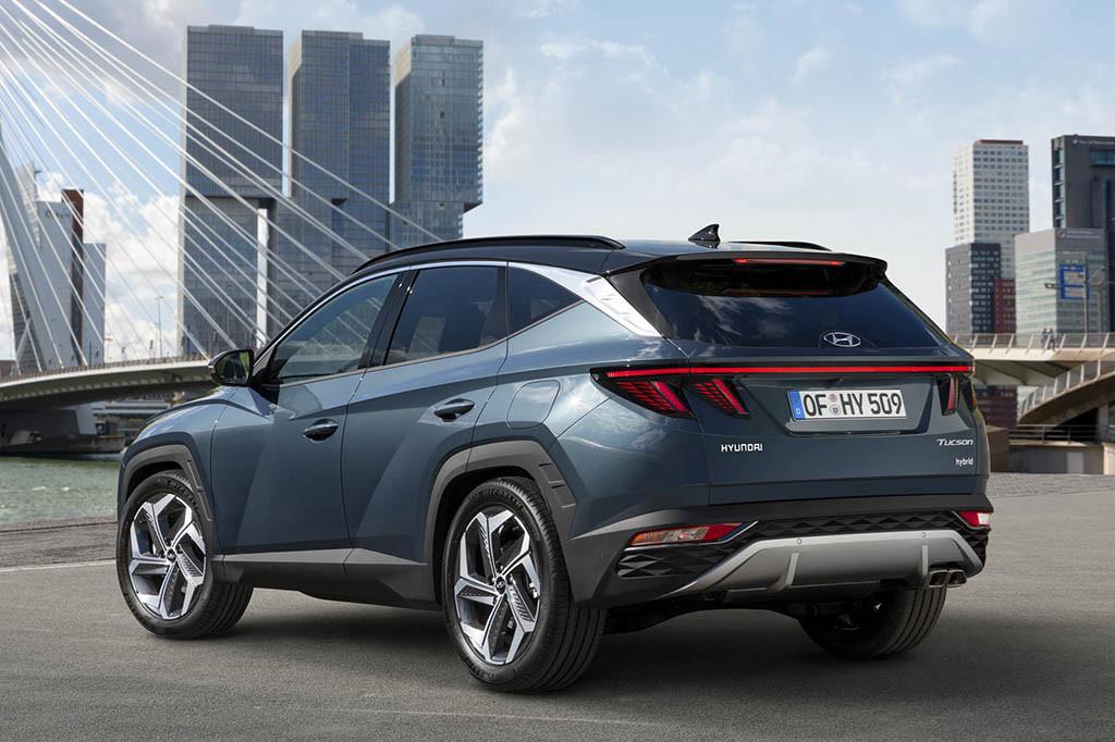 شاسی بلند هیوندای توسان جدید رقیب خودروهای لوکس نیست!