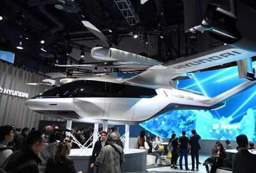 خودروی پرنده هیوندای؛ تصویری از آینده حمل و نقل شهری