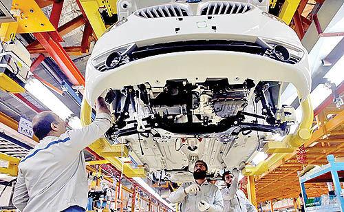 بررسی ابعاد خودرویی پیشنویس همکاری ۲۵ ساله ایران و چین