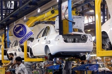 افزایش 19 درصدی تولید خودرو در کشور