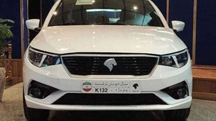 آغاز تولید محصول K۱۳۲ ایرانخودرو در فاز مقدماتی