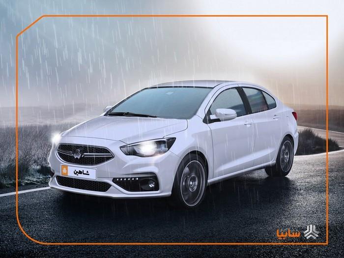 داغ شدن بازار زمستانی خودرو با محصول جدید سایپا ؛ شاهين