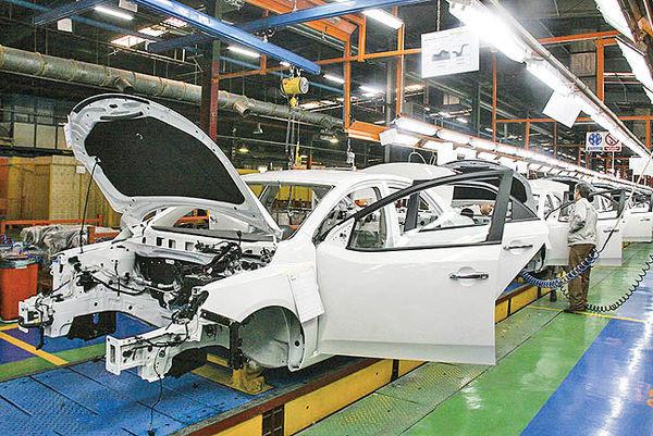 رشد بیش از ۲۰ درصدی تولید خودروهای سواری طی 7 ماه امسال