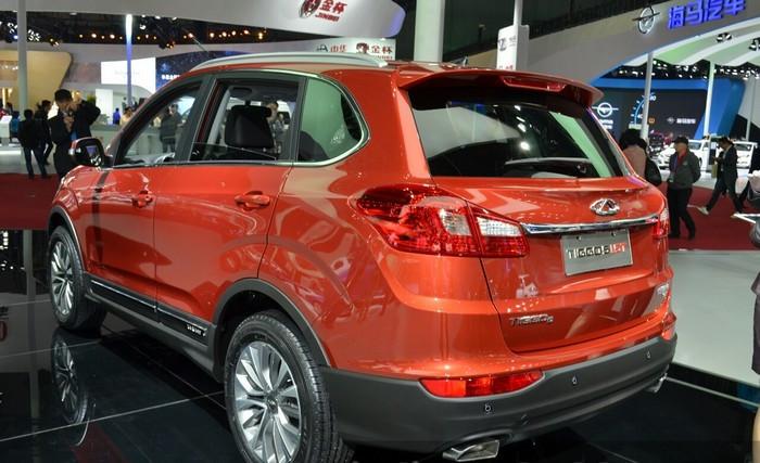 حضور چری تیگو5 با موتور توربو در بازار ایران به زودی