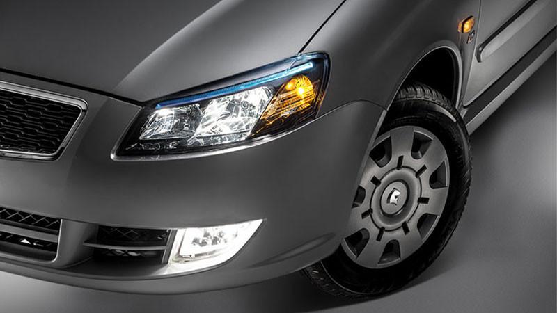 """انتشار مشخصلات نهایی نسخه جدید خودروی """"رانا پلاس"""" +عکس"""