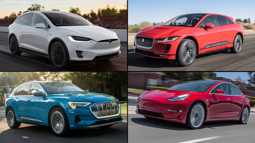 معرفی سریعترین خودروهای هیبریدی جهان در سال 2020