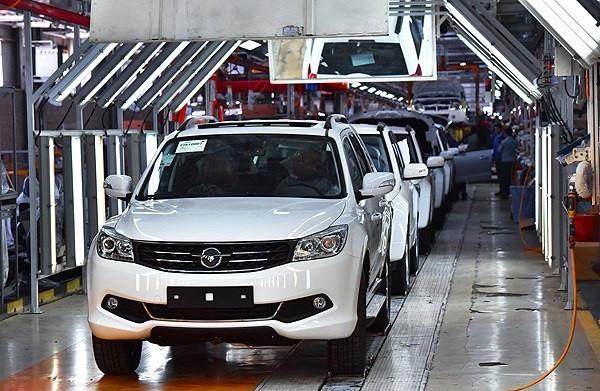 ایران خودرو بالاترین سهم تولید خودرو در کشور ، برگشت هایما و ۲۰۰۸ به خط تولید