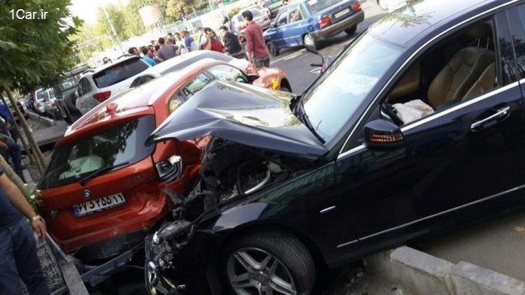در تصادفات چطور افت ارزش خودرو را از مقصر حادثه بگیریم؟