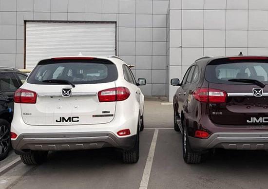 افتتاح خط تولید جدیدترین خودرو شاسیبلند بازار ایران + تصویر