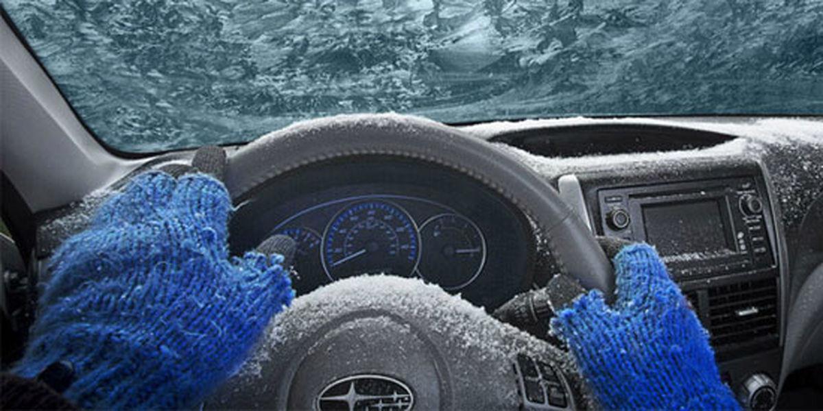 آشنایی با روش صحیح گرم کردن خودرو پیش از حرکت در هوای سرد