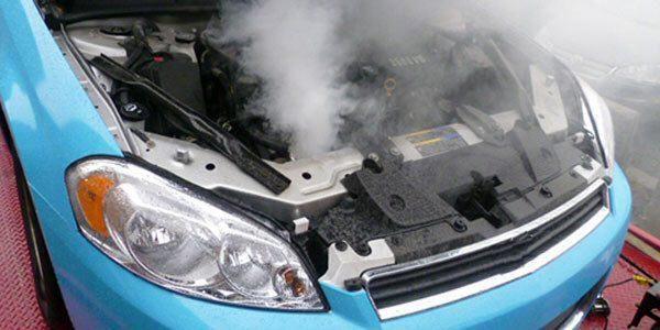 دلایل گرم شدن بیش از حد یا داغ کردن موتور خودرو چیست؟
