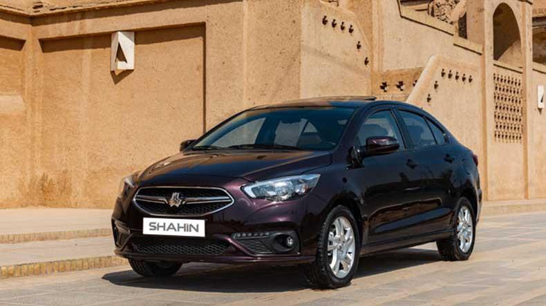 سایپا: دعوتنامههای خودرو جدید شاهين صادر شد + قیمت