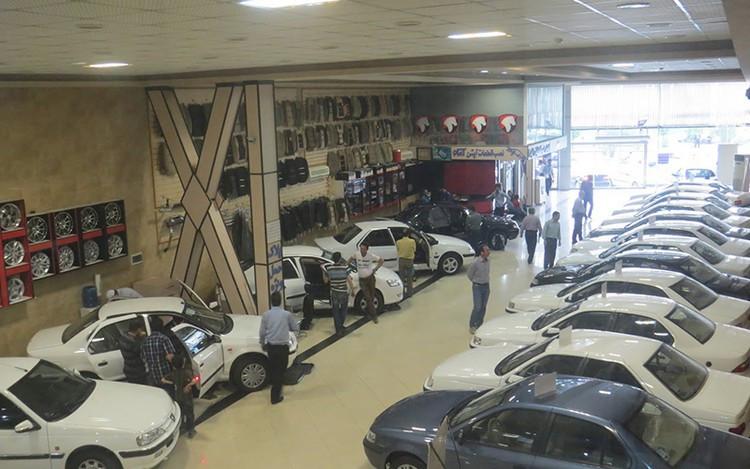 بازار خودرو، همچنان در رکود سنگین