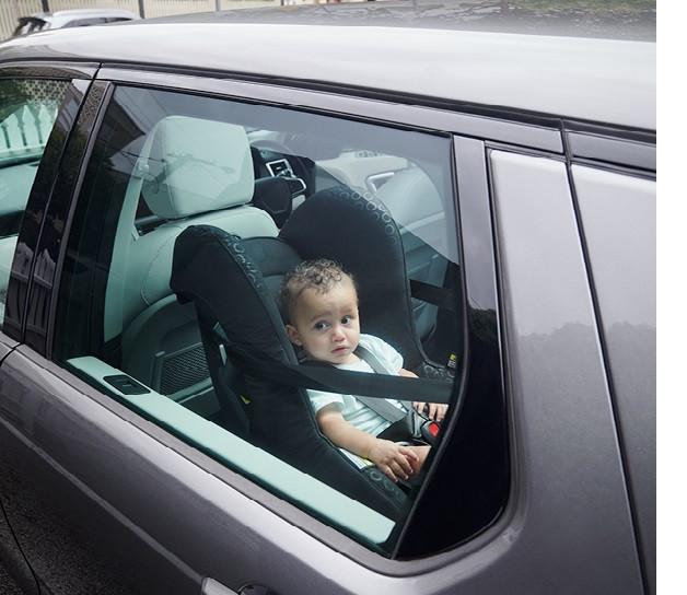 معرفی سیستم هشدار دهنده برای جلوگیری از جاماندن کودک در خودرو