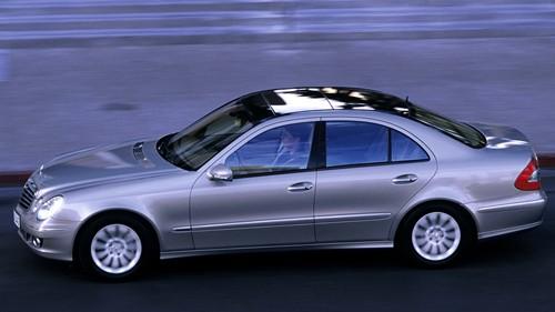 مرسدس بنز E200 2003-2009
