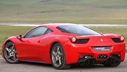 فراری 458 ایتالیا 2010-2015