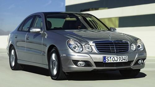 مرسدس بنز E230 2003-2009