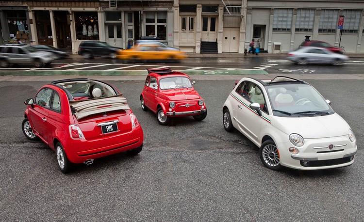 ورود خودروی فیات500  به بازار ایران به زودی + مشخصات
