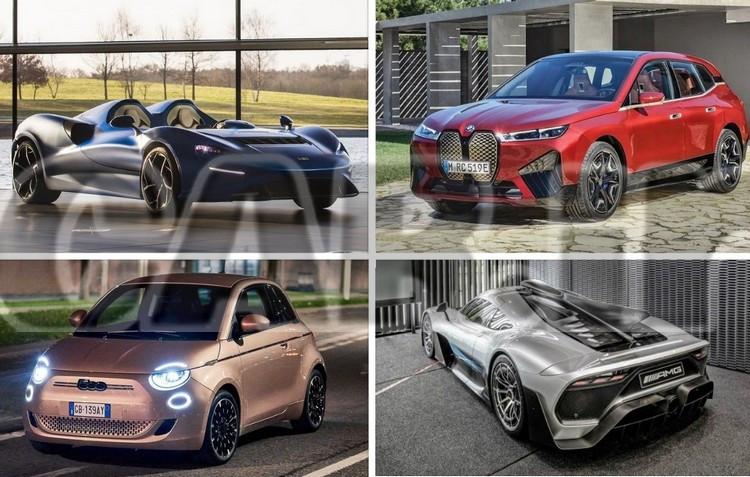 درسال 2021 چه خودروهایی قرار است وارد بازار شوند؟ + عکس