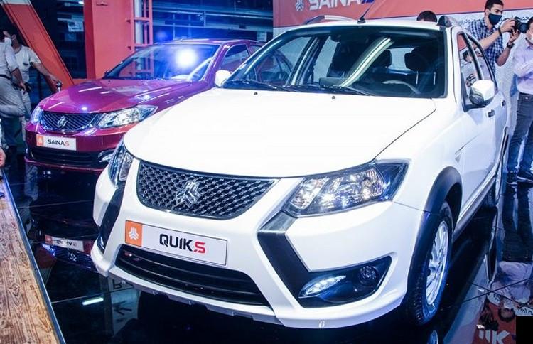 این هفته قیمت خودروهای کوئیک S و ساینا S اعلام میشود
